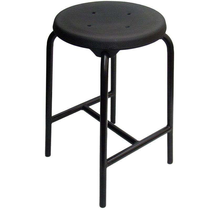 h strebe hocker modell 3155 sitzh he 55 cm von lotz 64. Black Bedroom Furniture Sets. Home Design Ideas