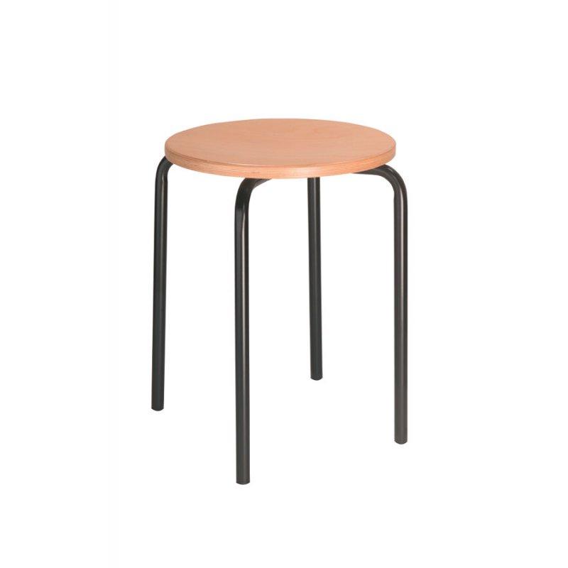stapel hocker modell 3250 sitzh he 50 cm gestell schwarz sit. Black Bedroom Furniture Sets. Home Design Ideas