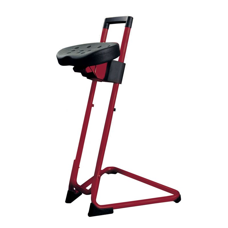 Sit stand stool the steady by lotz 132 00 for Stand 2 b