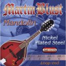 Martin Blust Mandolin Strings Set 1775 Nickel Plated Steel